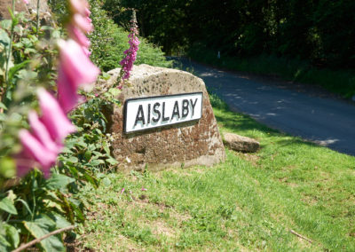 aislaby sign